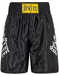 BENLEE Shorts BONAVENTURE Boxing trunk - Black Größe XL
