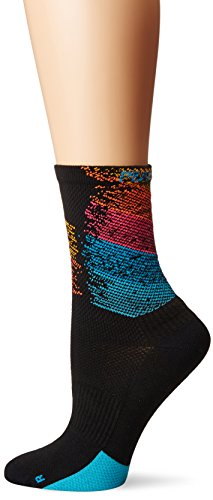 PEARL IZUMI Damen Elite Tall Socken, Diffuse Prisma, Größe L -