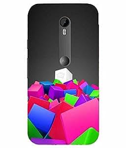 Case Cover Printed Back Cover for Moto G3 (Motorola)