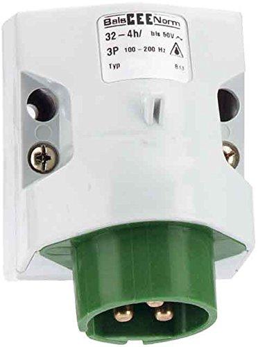 BALS ELEKTROTECHNIK 463 16A ACOPLADOR DE ENCHUFE ELECTRICO - ACOPLADORES DE ENCHUFES ELECTRICOS (70 MM  80 MM)