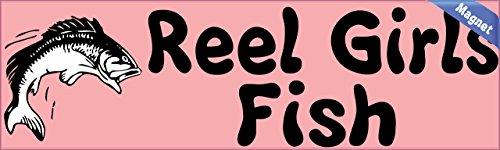 10 rosa per bambina, 3 pezzi, per pesci in vinile, decalcomania, adesivo magnetico magnete magneti