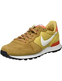 NIKE Damen Internationalist Sneakers, Mehrfarbig (Beach/Wheat Gold/Summit White 209), Eu