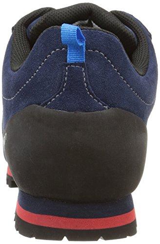 Millet Friction, Chaussures Multisport Outdoor homme Bleu (Saphir/Rouge)