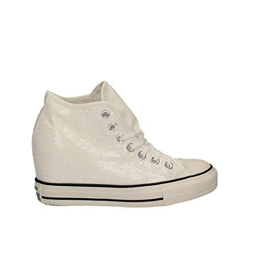scarpe da ginnastica donna converse con zeppa