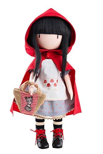 Little Riding Hood - Unbekannt Paola Reina Puppe GORJUSS Little