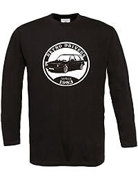 Golfshirt Longsleeve Golf 2 Motiv Youngtimer Langarmshirt t shirt