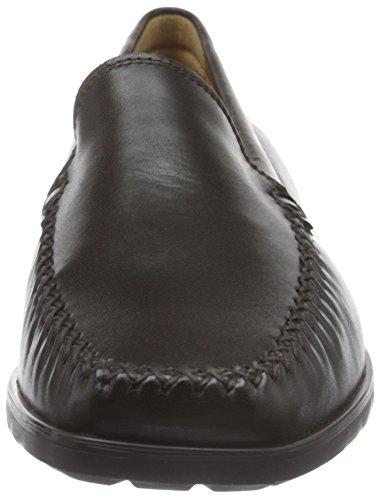 Sioux Campina-HW, Mocassins (Loafers) Femme Marron - Marron (Testa-Di-Moro)