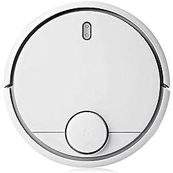 Origine Xiaomi Mi Robot Nettoyeur Intelligent de Sol Aspirateur Robotique avec Aspiration LDS 12 Capteurs APP Contrôle Vacuum Cleaner Blanc