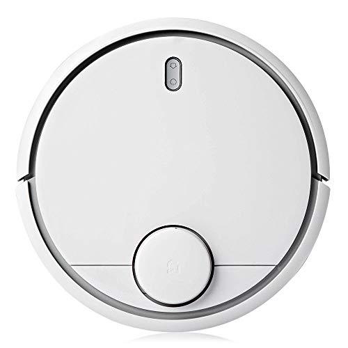 Xiaomi Mi Robot Robot Robot Robot Robot Aspirador Barredora LDS Sensores Control App Blanco