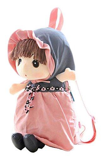 niedliche Kinder Kleinkind Rucksack für Schule Rucksack, pink