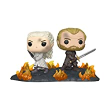 Funko- Pop Moment: Game of Thrones-Daenerys & Jorah B2B w/Swords Figura da Collezione, Multicolore, 44824