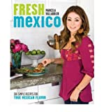[( Fresh Mexico: 100 Simple Recipes for True Mexican Flavor [ FRESH MEXICO: 100 SIMPLE RECIPES FOR TRUE MEXICAN FLAVOR BY Valladolid, Marcela ( Author ) Aug-25-2009[ FRESH MEXICO: 100 SIMPLE RECIPES FOR TRUE MEXICAN FLAVOR [ FRESH MEXICO: 100 SIMPLE RECIPES FOR TRUE MEXICAN FLAVOR BY VALLADOLID, MARCELA ( AUTHOR ) AUG-25-2009 ] By Valladolid, Marcela ( Author )Aug-25-2009 Paperback By Valladolid, Marcela ( Author ) Paperback Aug - 2009)] Paperback
