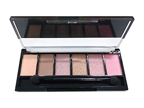 Sivanna Smokey Eyes Eyeshadow - Set Of 6 Colors