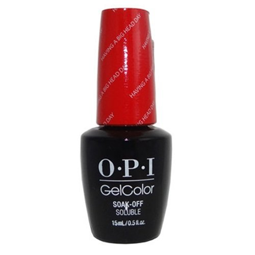 OPI GelColor - 2016 Collection - Having A Big Head Day - 15ml / 0.5oz