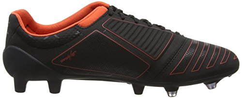Umbro Ux Accuro Pro Hg, Chaussures de Football Homme Noir (Ecb/Black/Metallic/Grenadine)