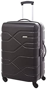 American Tourister Houston City Polycarbonate Black Suitcase (R98 (0) 09 002) Large Luggage