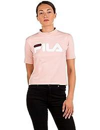 Donna Rosa it Amazon Fila Abbigliamento 6SWnXRYOx