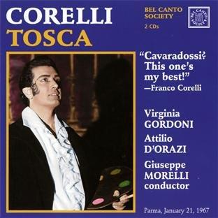 Tosca (Intégrale)
