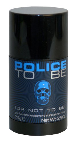 Police To Be Or Not To Be Désodorisant pour Homme 75 g