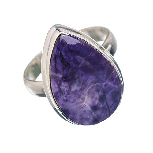 Tiffany Stone, Tiffany Stein 925 Sterling Silber Ring 6.25
