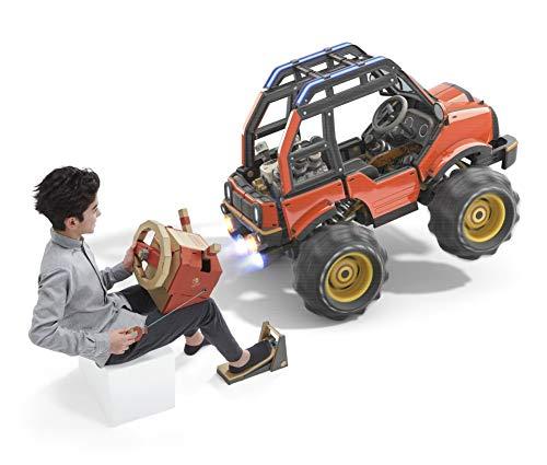 Nintendo Labo: Toy-con 03: Fahrzeug-set - [Nintendo Switch]