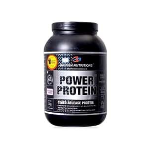 British Nutrition Power Protein - 1 kg (French Vanilla)