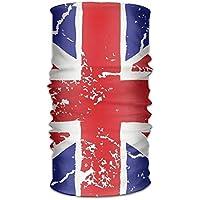 Fsrkje Hombres y mujeres Bandera británica Crack Deportes y ropa informal 12-en-1