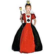 Disfraz Reina de Corazones niña infantil para Carnaval (10-12 ... e95ee32fab9