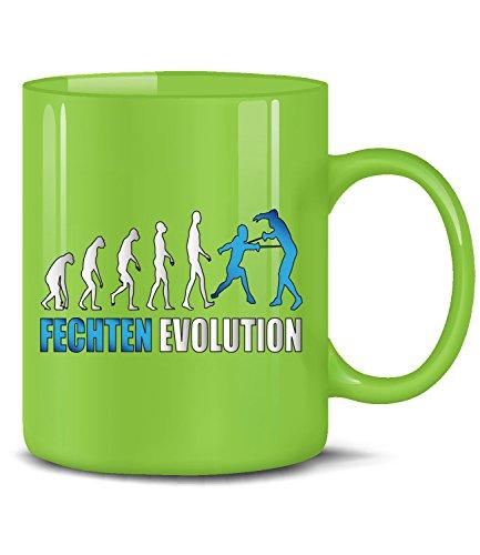 FECHTEN EVOLUTION 552(Grün-Blau)