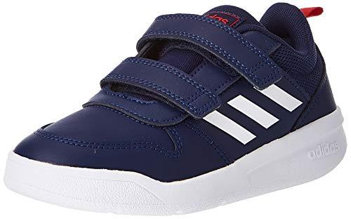 Adidas Tensaur C, Zapatillas de Running Unisex niño, Multicolor Azuosc/Ftwbla/Rojact 000, 30 EU