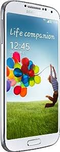 Samsung Galaxy S4 Smartphone débloqué 4G (Ecran: 4.99 pouces - 16 Go - Android 4.2 Jelly  Bean) Blanc