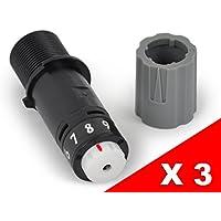 3er Pack SILH-BLADE-3-3T Ersatzmesser für Silhouette Cameo & Portrait