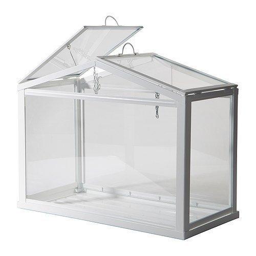 Ikea 'le calze' Mini da tavolo per interni con struttura in acciaio per serre