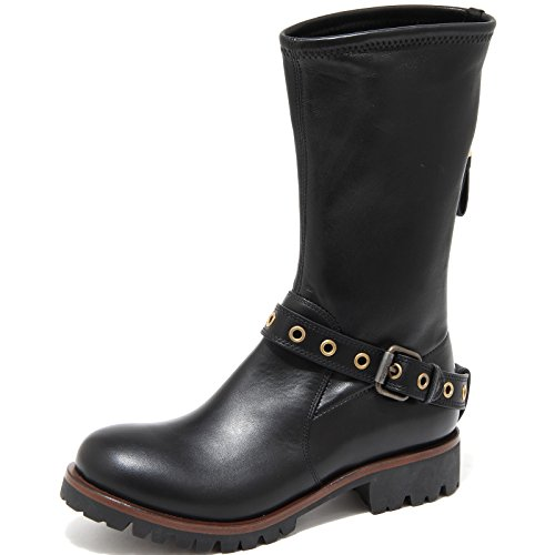 49099 stivale SERGIO ROSSI STRETCH scarpa donna boots shoes women [35]