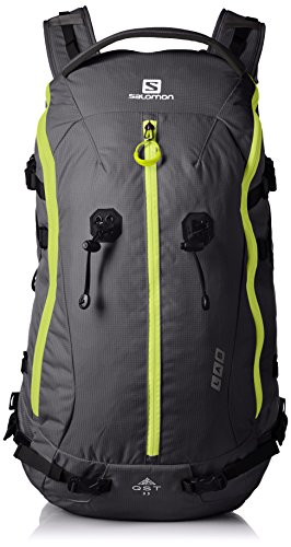 Salomon S Lab Qst 35 - Mochila, color gris, talla única