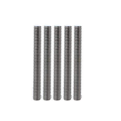 0mm 3D Drucker Hals Mit Teflon PTFE Rohr Für 1,75mm Filament Makerbot MK8 ()