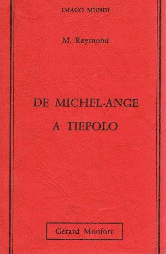 De Michel Ange à Tiepolo