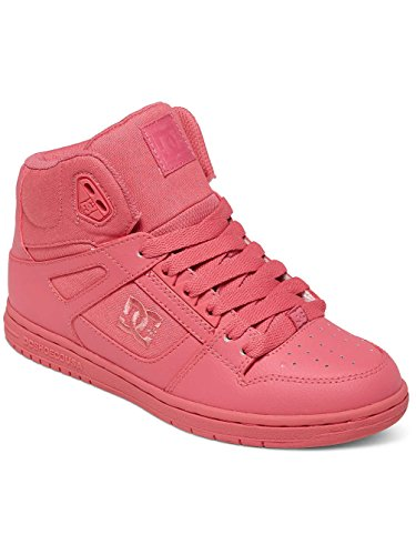 DC Rebound High Womens Aqua Marron - Desert