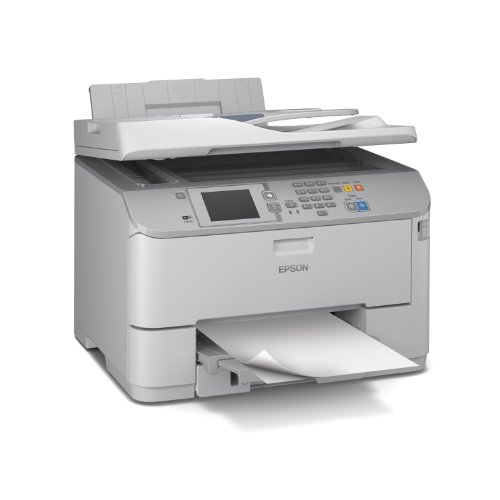 Epson Workforce Pro Wf 5620dwf Review A Quick Capable