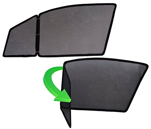 Auto Pearl Premium Quality Day And Night Magnetic Sun Shades Car -  auto decals and magnets