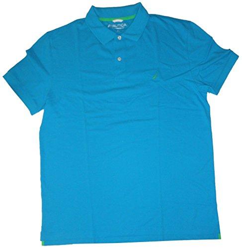 Nautica Herren Poloshirt blue, turquoise, aqua