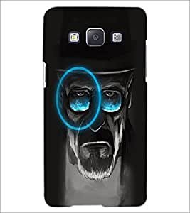 PrintDhaba Mature Man D-2973 Back Case Cover for SAMSUNG GALAXY A5 (Multi-Coloured)