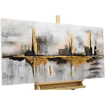 Kunstloft Acryl Gemalde Orakel 120x60cm Original Handgemalte