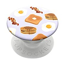 PopSockets PopGrip - Support et Grip pour Smartphone et Tablette avec Un Top Interchangeable - Brunch Bunch
