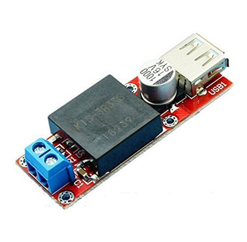 5V USB DC 7V-24 nach 5V, 3A, KIS3R33S Step Down Spannungswandler für Arduino PIC