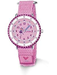 Prinzessin Lillifee Mädchen-Armbanduhr Analog Quarz verschiedene Materialien 2013207