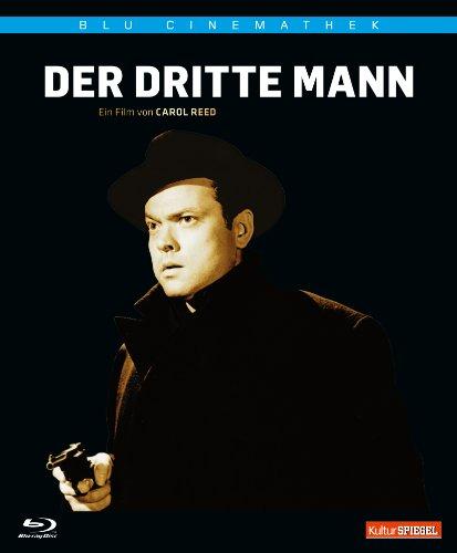 Bild von Der dritte Mann - Blu Cinemathek [Blu-ray]