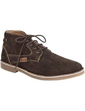Marjo Trachtenschuhe Dark Brown Ziegenvelour Schuhe Tracht