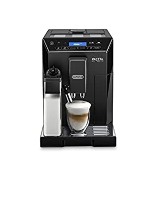 De'Longhi ECAM44.660.B Eletta Bean to Cup Coffee Machine, 1450 W - Black