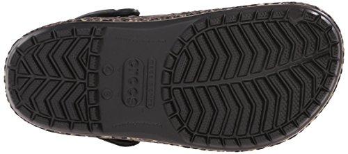Crocs - Cblprdclg, Zoccoli Unisex – Adulto Nero (Black)
